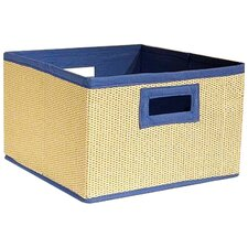 Links Storage Baskets in Blue (Set of 3)