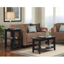 <strong>Alaterre</strong> Shaker Cottage Coffee Table Set