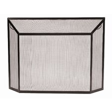 Spark Wrought Iron Fireplace Screen