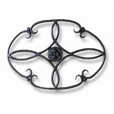 <strong>Minuteman International</strong> Clover Wrought Iron Trivet