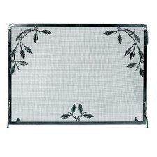 Weston Wrought Iron Fire Screen