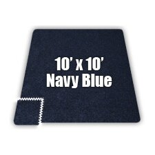 SoftCarpets Set in Navy Blue