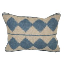 <strong>Classic Home</strong> Roma Diamond Accent Pillow