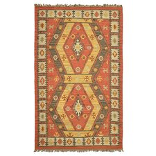 Liam Indoor/Outdoor Kilim Rug