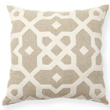 <strong>Classic Home</strong> Tiara Wool Accent Pillow