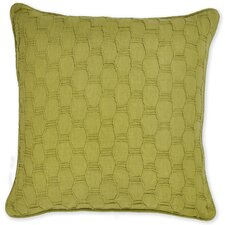 Ruche Accent Pillow