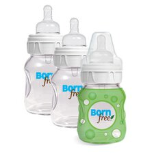 <strong>Born Free</strong> Glass Bottle (Three Pack)