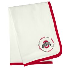 NCAA Ohio State Buckeyes Receiving Blanket