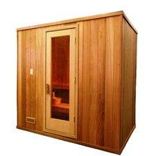 <strong>Baltic Leisure</strong> 3-4 Person Prebuilt Sauna