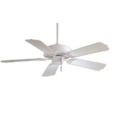 "42"" Sundance 5 Blade Indoor / Outdoor Ceiling Fan"