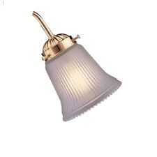 "<strong>Minka Aire</strong> 2.25"" Neck Frosted and Ribbed Glass Shade for Ceiling Fan Light Kit"