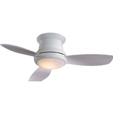 "<strong>Minka Aire</strong> 52"" Concept II 3 Blade Ceiling Fan with Remote"