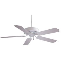 "52"" Sundance 5 Blade Indoor / Outdoor Ceiling Fan"