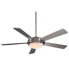 "54"" Como 5 Blade Contemporary Ceiling Fan"