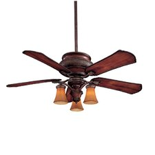 "52"" Craftsman 5 Blade Ceiling Fan"