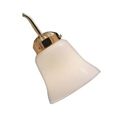 "<strong>Minka Aire</strong> 2.25"" Neck Opal Glass Shade for Ceiling Fan Light Kit"