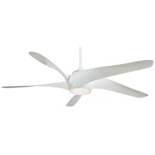 "52"" Artemis 5 Blade Ceiling Fan with Handheld Remote"