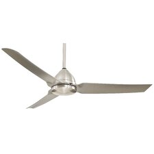 "54"" Java 3 Blade Ceiling Fan with Remote"