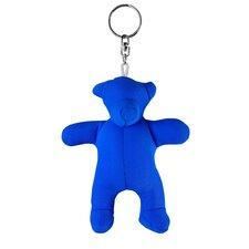 """Schlüsselanhänger """"Bär"""" in Blau"""