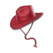 Kids Cowboy Hat in Red - 4-8 Year