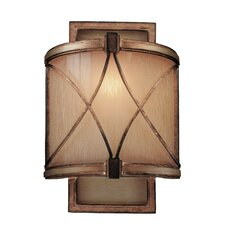 <strong>Minka Lavery</strong> Aston Court 1 Light Wall Sconce