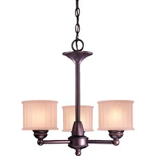1730 Series 3 Light Chandelier
