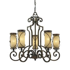 <strong>Minka Lavery</strong> Atterbury Light Chandelier