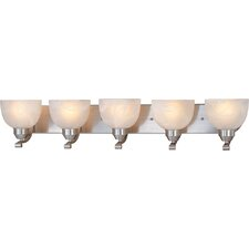Paradox 5 Light Bath Vanity Light