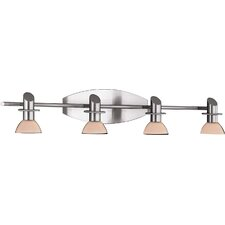 Tiburon 4 Light Vanity Light
