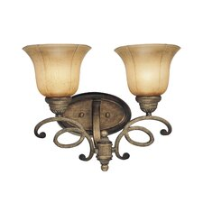 La Cecilia 2 Light Wall Sconce