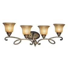 La Cecilia 4 Light Wall Sconce