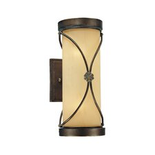 <strong>Minka Lavery</strong> Atterbury 2 Light Wall Sconce