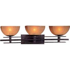 Lineage 3 Light Bath Vanity Light