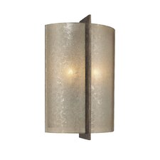 <strong>Minka Lavery</strong> Clarte 2 Light Wall Sconce