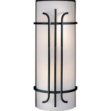 Iconic Tall 2 Light Wall Sconce