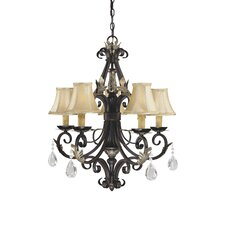 Bellasera 5 Light Chandelier