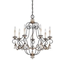 Accents Provence 7 Light Chandelier