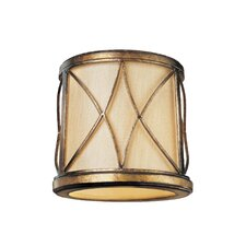 Aston Court Cage Shade in Gold