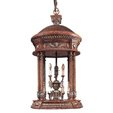 Treville 9 Light Foyer Pendant