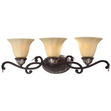 <strong>Minka Lavery</strong> Bellasera 3 Light Bath Vanity Light