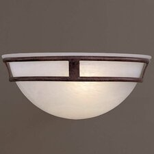 Pacifica 1 Light Large Wall Sconce