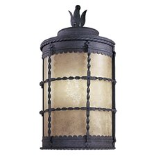 Mallorca 1 Light Outdoor Wall Sconce