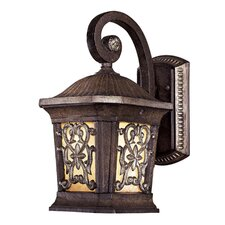 Jessica McClintock Home, Romance 1 Light Outdoor Wall Sconce