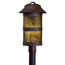 Lander Heights 1 Light Outdoor Post Lantern