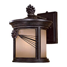 Abbey Lane 1 Light Outdoor Wall Sconce
