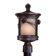 Abbey Lane 1 Light Outdoor Post Lantern