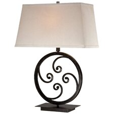 <strong>Minka Lavery</strong> 1 Light Table Lamp