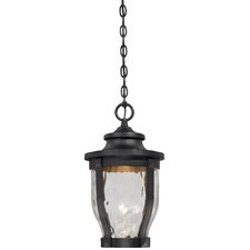 <strong>Minka Lavery</strong> Merrimack 1 Light Chain Hung Outdoor Lantern