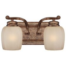 <strong>Minka Lavery</strong> Cornerstone 2 Light Bath Vanity Light