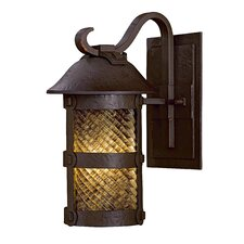 Lander Heights 1 Light Outdoor Wall Sconce